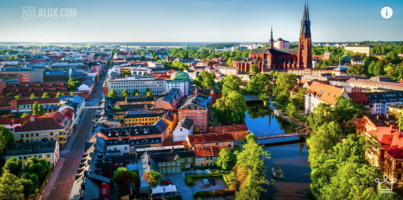 15 facts about Sweden