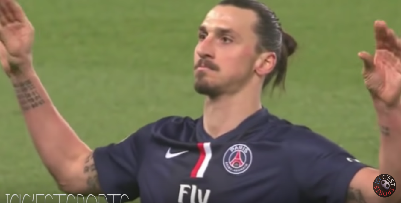 Compilation of Zlatan moments
