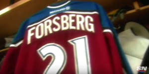 The career of Peter 'Foppa' Forsberg