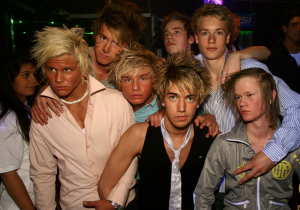 How to party like a swede