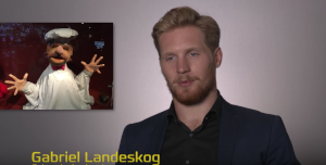 Swedish stereotypes with Swedish NHL players
