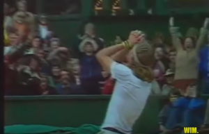 Video compilation of Björn Borg's most memorable Grand Slam highlights